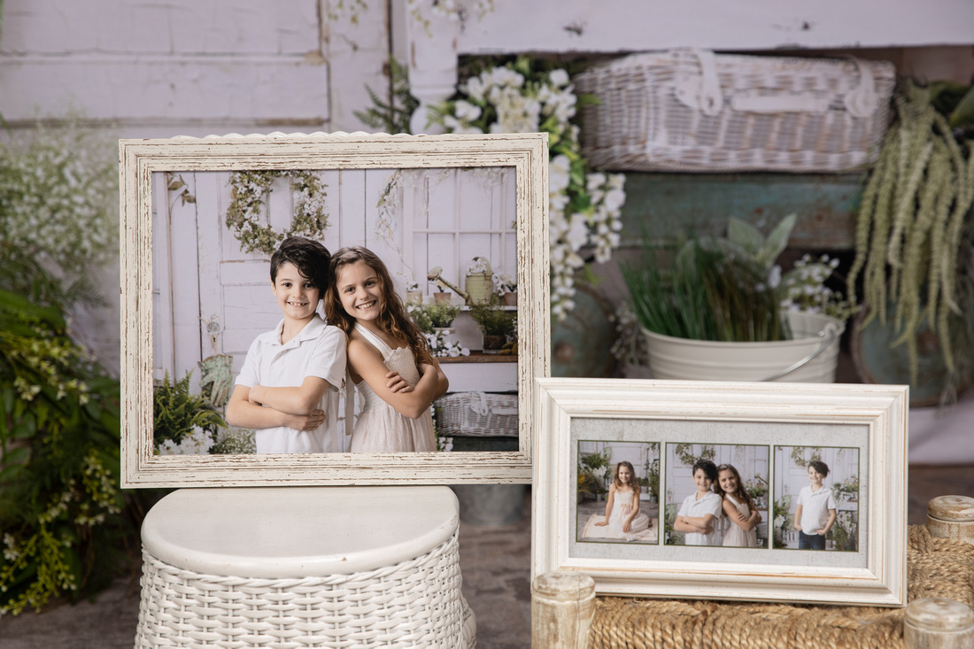 framed portrait products