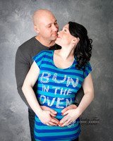 Rhode island maternity photography captured by professional photographer bailey fox