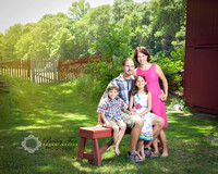 Family portrait photography by ri photographer