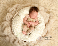 Baby E Rhode island professional newborn photography