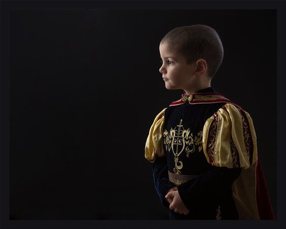 portrait of my child Asher which was awarded a print award at a recent competition that I am a member of