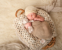 Ethan DP. Newborn session images taken in warwick RI by Bailey Fox photography