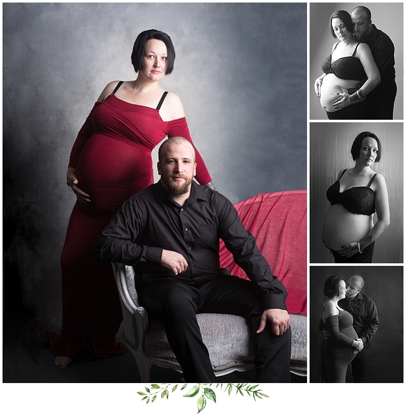 Maternity portraits taken in warwick ri