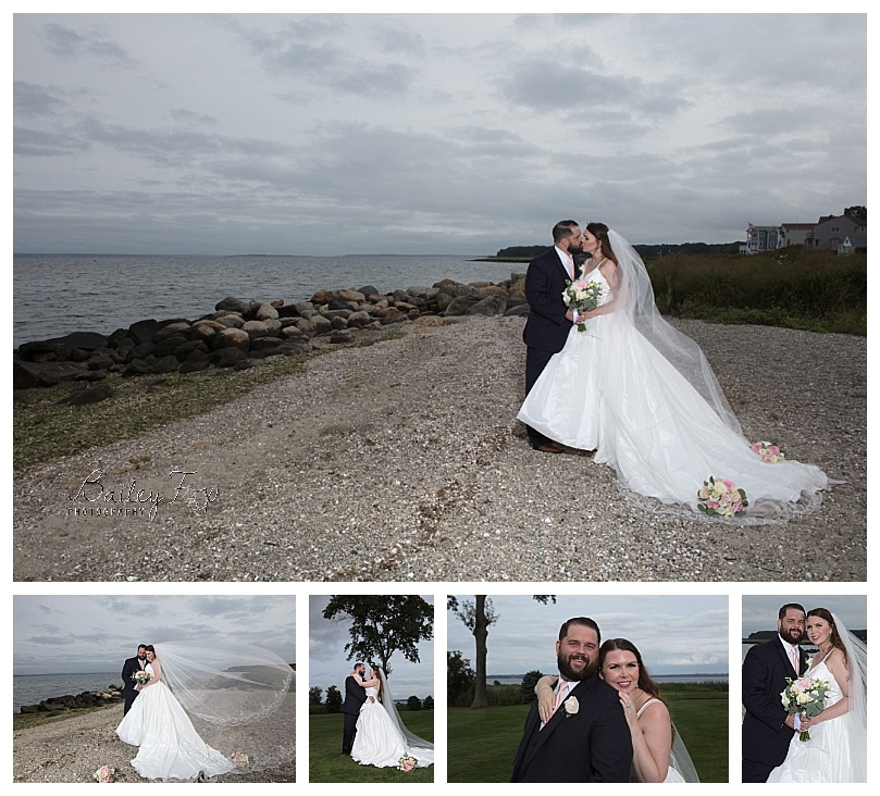 Wedding images taken in Warwick Ri